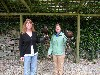 Thank you to Vickie Jacobsen for sending this great photo of her and Brittneys recent Hawk Walk.
