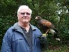 Cliff Williamson sent these great photos from his recent Hawk Walk with his brother Johnny and sister-in-law Debbie.