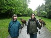 Thank you very much to Beate and Petra from Germany for these great photos of their recent Hawk walk with us.