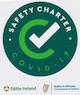 Ireland's School of Falconry Awarded the COVID 19 Safety Charter